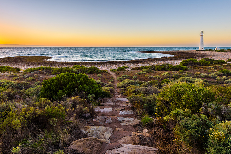 Point Lowly at Eyre Peninsula, South Australia