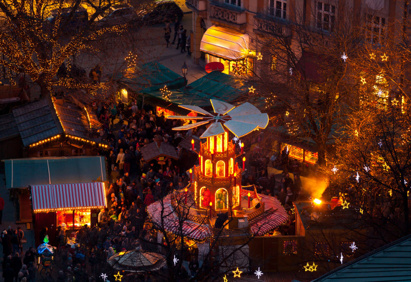 Christmas Markets Europe