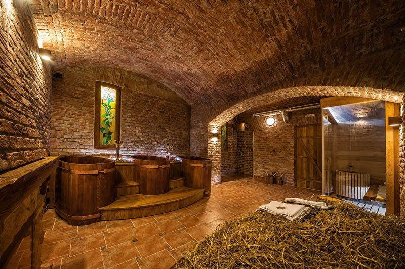Beer Spa in Prague (Image courtesy of Beer Spa Prague)