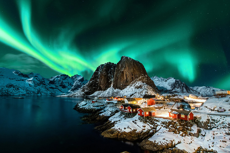 Is the Northern Lights on your travel bucket list?