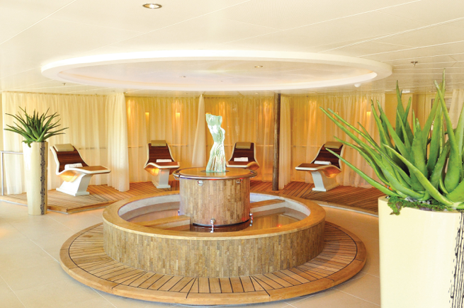 The Spa Seabourn